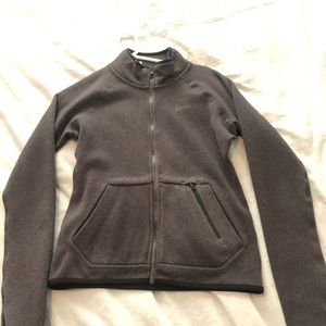 Nike fleece jacket, brand new (size S)